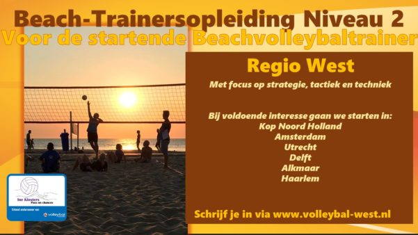 Beachvolleybaltrainer Niveau 2