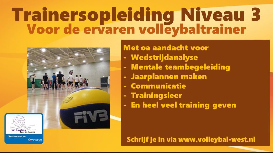 VT3 Volleybal
